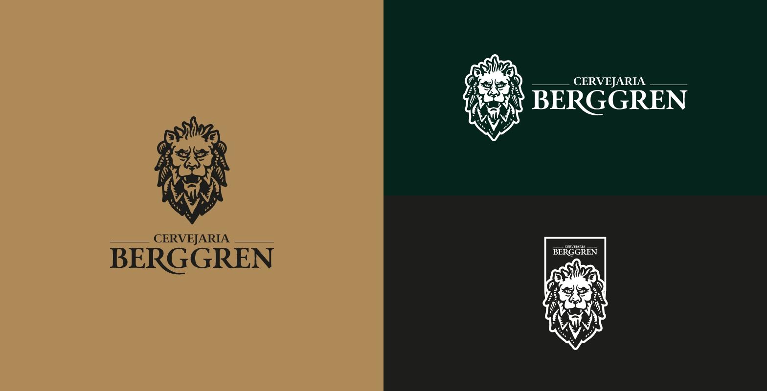 Berggren Bier - Identidade visual e Branding (1)