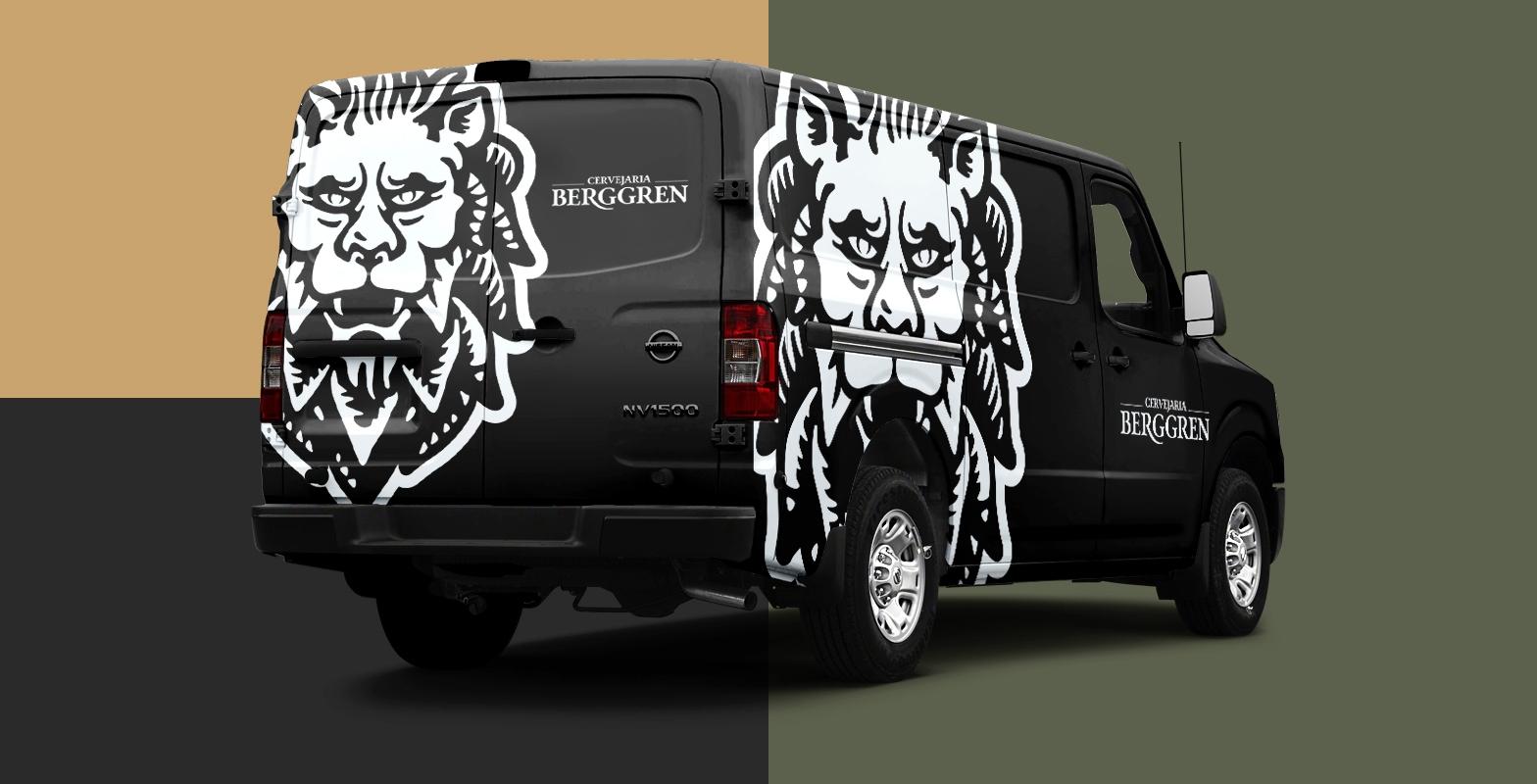Berggren Bier - Identidade visual e Branding (13)