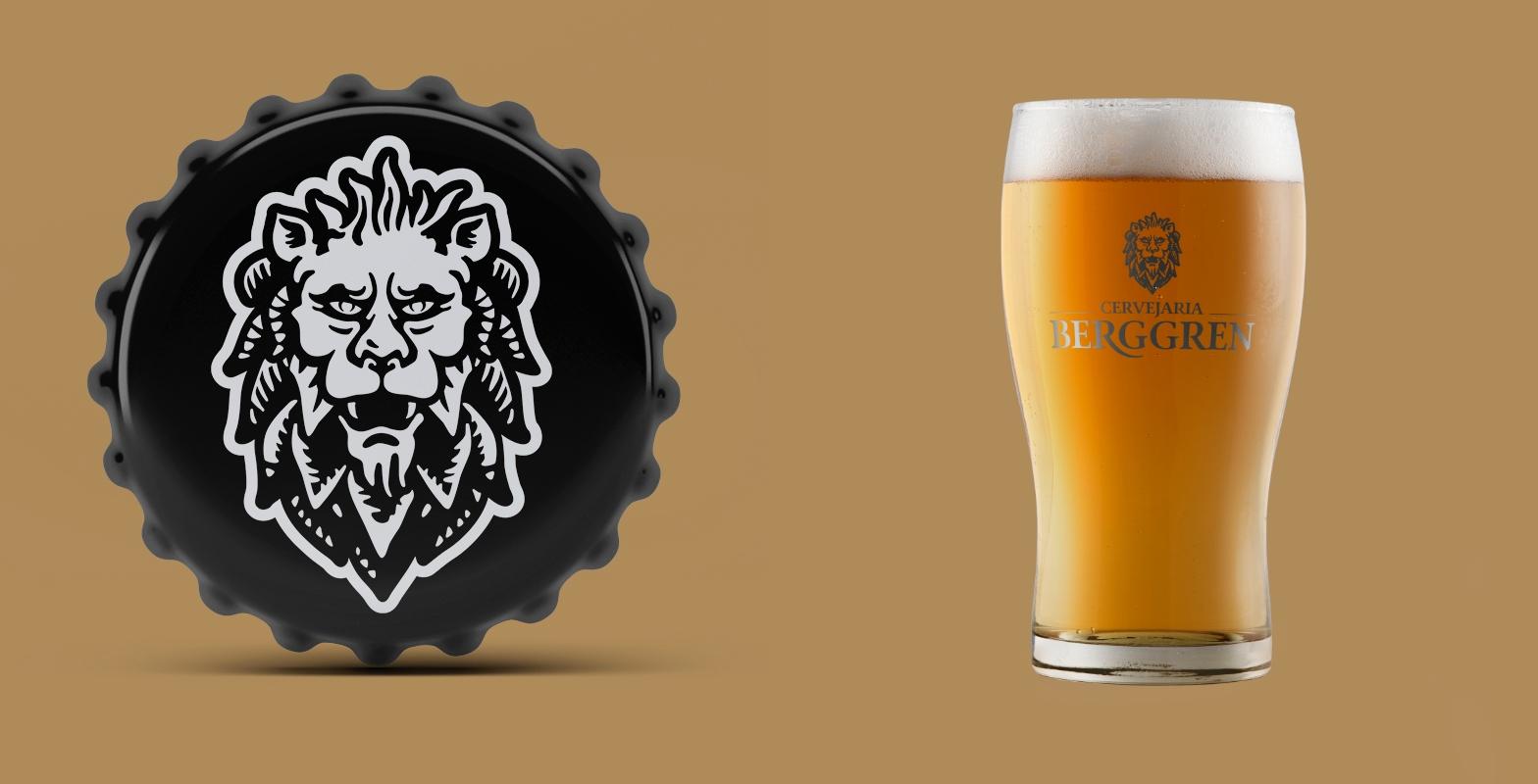 Berggren Bier - Identidade visual e Branding (2)