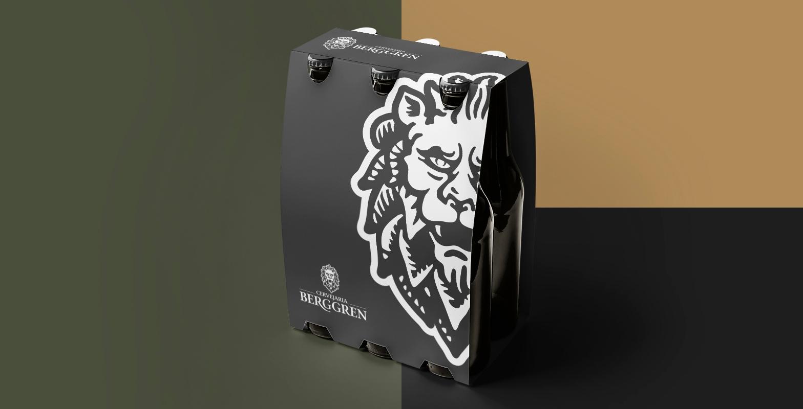 Berggren Bier - Identidade visual e Branding (3)