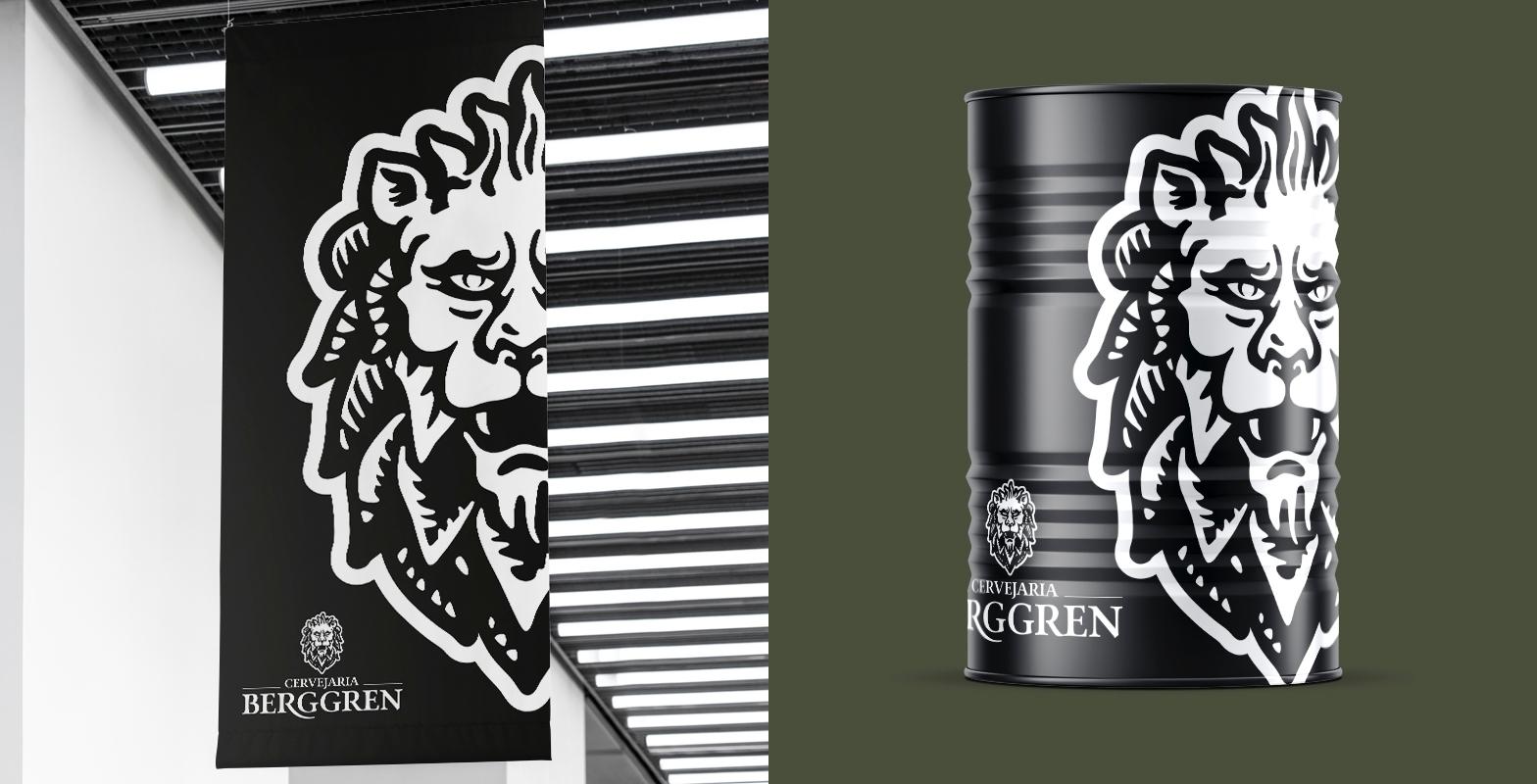 Berggren Bier - Identidade visual e Branding (5)